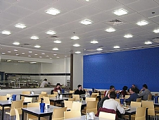 <P align=center>חדר אוכל טבע פלנטקס</P>